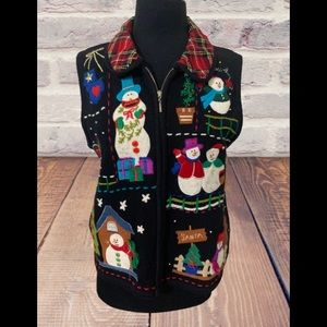 Sweaters - Women's Christmas sweater black size medium